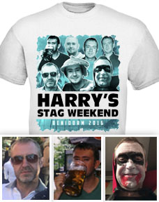 Stag T-Shirts – Stag Mashup